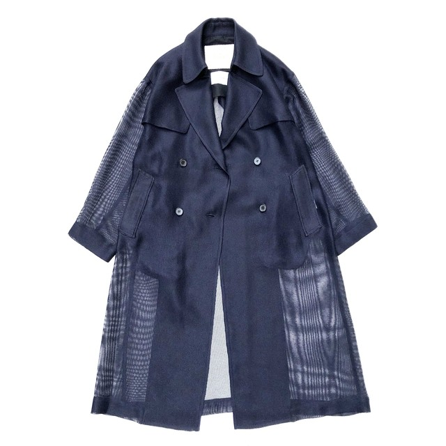 Air Trench Coat/NAVY