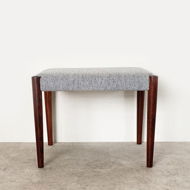 Foot stool-rosewood / CH074