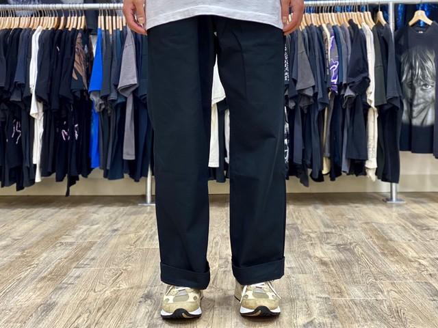 ONLINE LIMITED PHIGVEL Officer Trousers PMAK-PT11W 4 INK BLACK 60KB3131