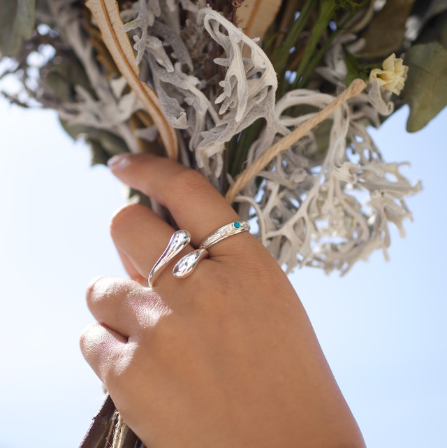 Turquoise ring}