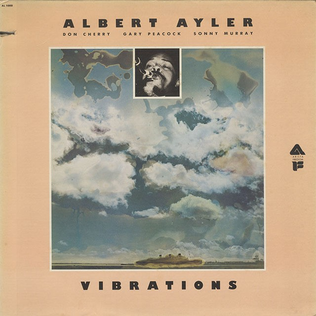 Albert Ayler / Vibrations (LP)