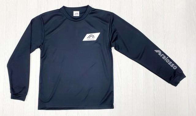 スポーツタイルソフトロングTシャツ