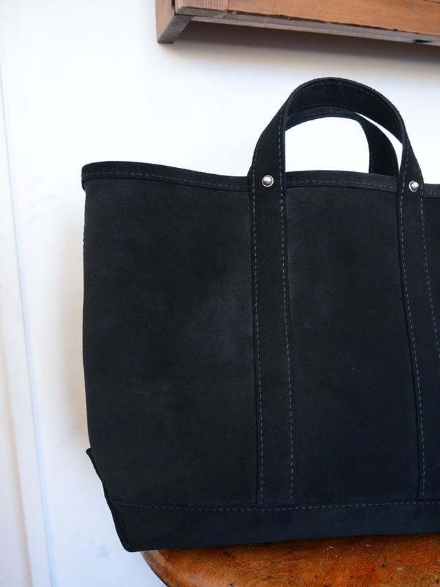 Coalmans Suede Bag / Smith&Son