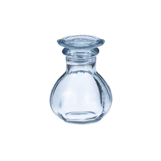レトロ硝子ミニ汁次(八角)