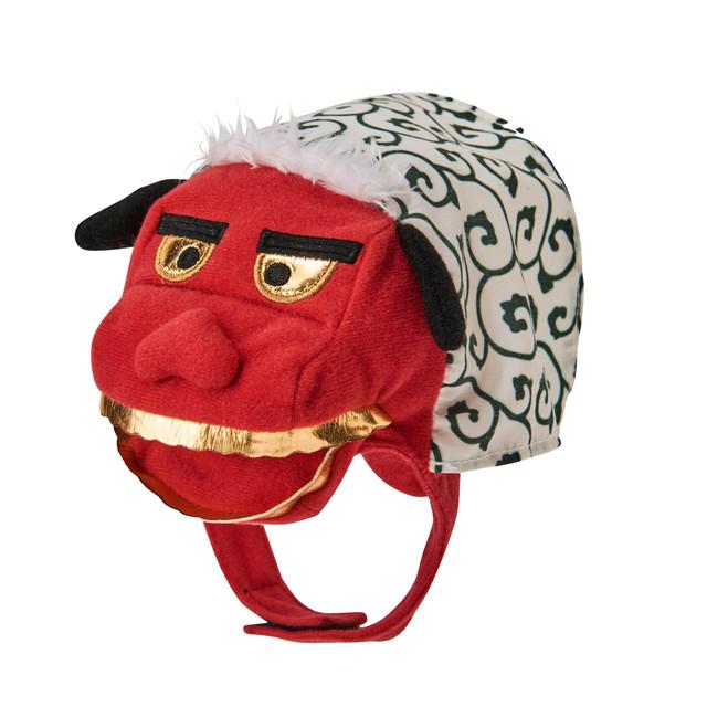 Everydayholiday 獅子舞被り帽子 Sサイズ