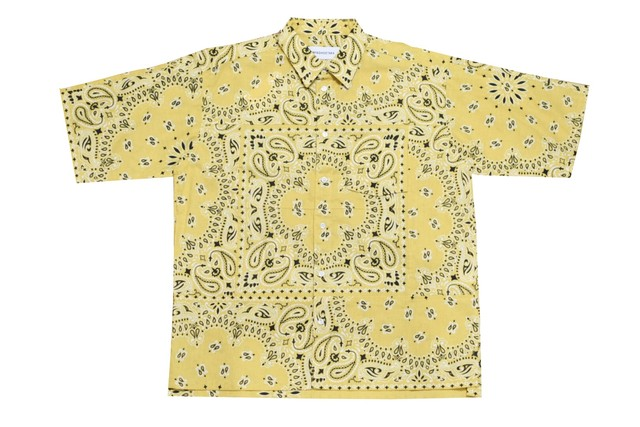 BANDANA shortsleeve shirt