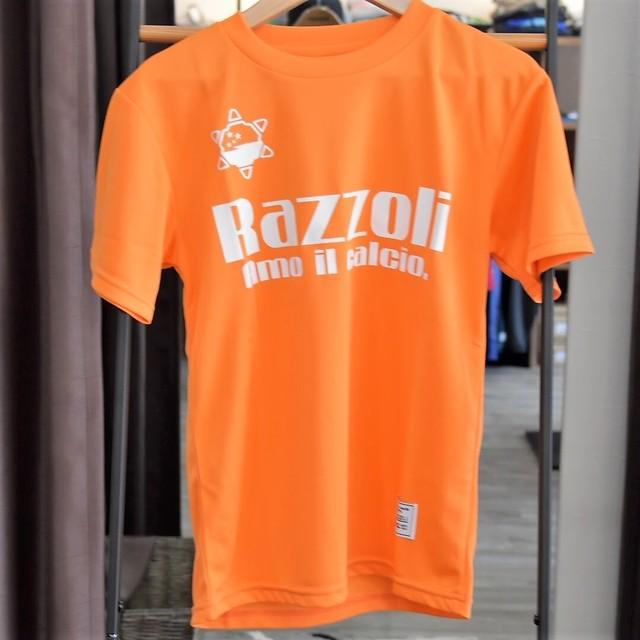 Razzoli ジュニア プラシャツ ORANGE(RZZKS01)