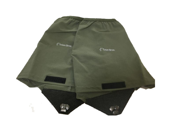 【Teton Bros】 Power Gaiter(Dark Green)