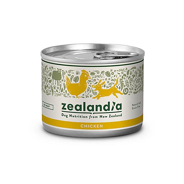 1缶 New ジーランディア チキン 185g