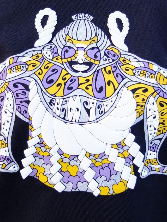 男子用(女子ももちろんOK!) ぶるどっくTシャツ ♯OATMEAL