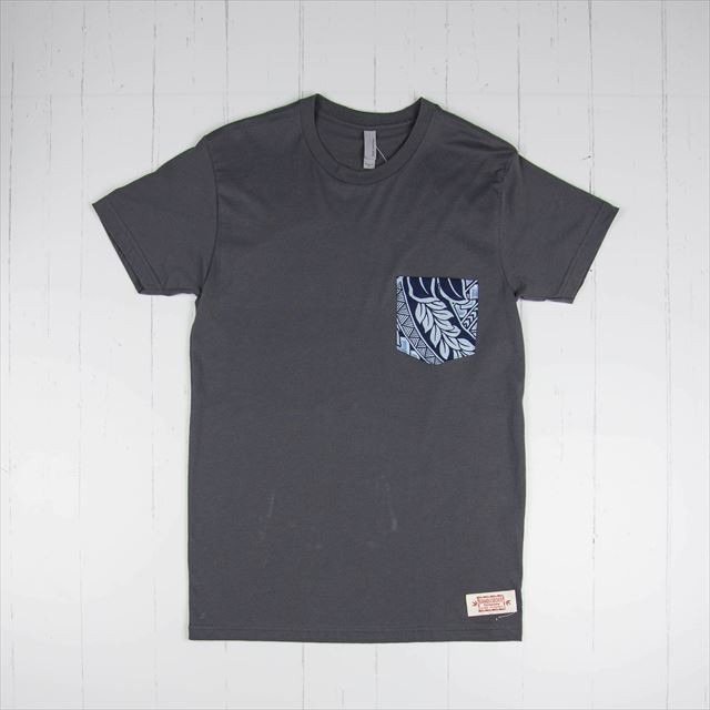 Tシャツ Kekoa Blue GrayTG239 /サイズS・M・XL