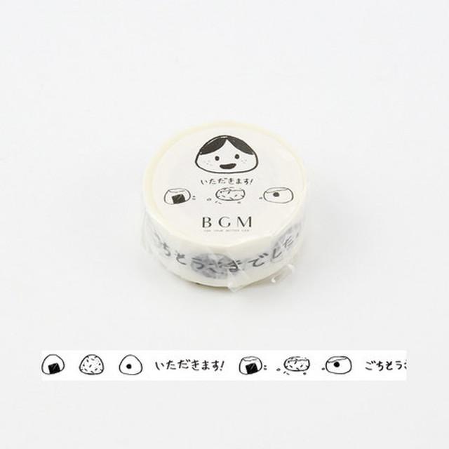 マスキングテープ「おにぎり」15mm