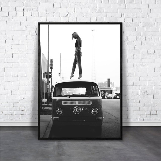 Volkswagen type 2/ 【アートポスター専門店 Aroma of Paris】[AP-000329]