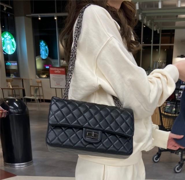 【NEW】DAYNYC flap bag(black)