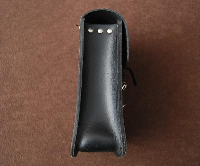 90s Vintage Saddle Bag