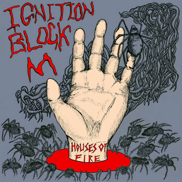 【Record / 7inch】Ignition Block M / Houses of Fire