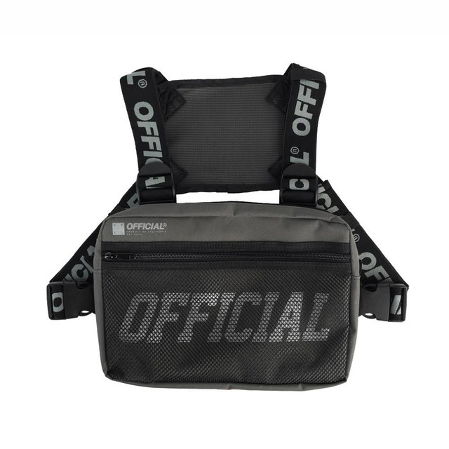 TACTICAL CHEST UTILITY       QS18-3002