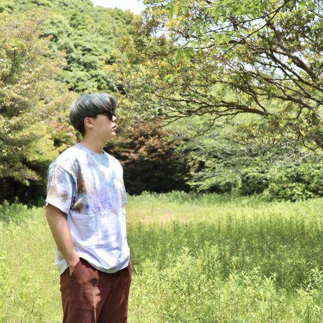 UGLYタイダイTシャツ【ユニセックス】