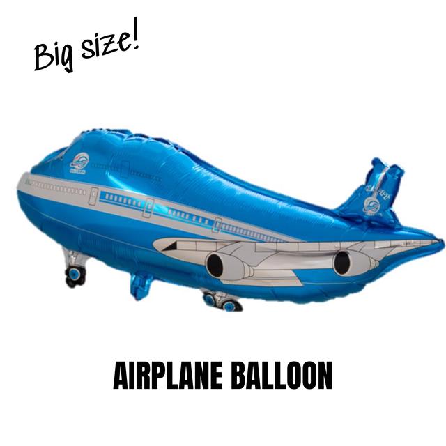 【送料無料】飛行機 アルミバルーン バースデ デコレーション 飾り付け 男の子
