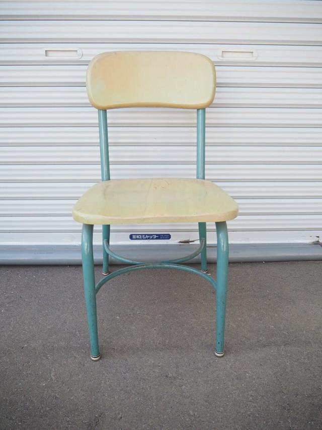 品番3202 スクールチェア / School Chair