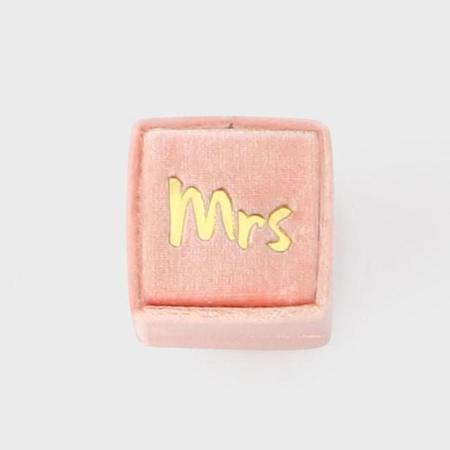 THE MRS.BOX(ザ・ミセスボックス)クラシックサイズ「mrs」 GWYNEVERE(ウォームピンク)