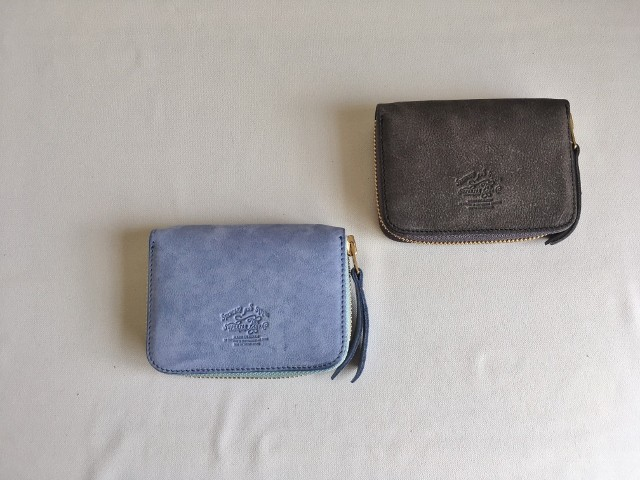 THE SUPERIOR LABOR zip smallwallet/ジップスモールウォレット