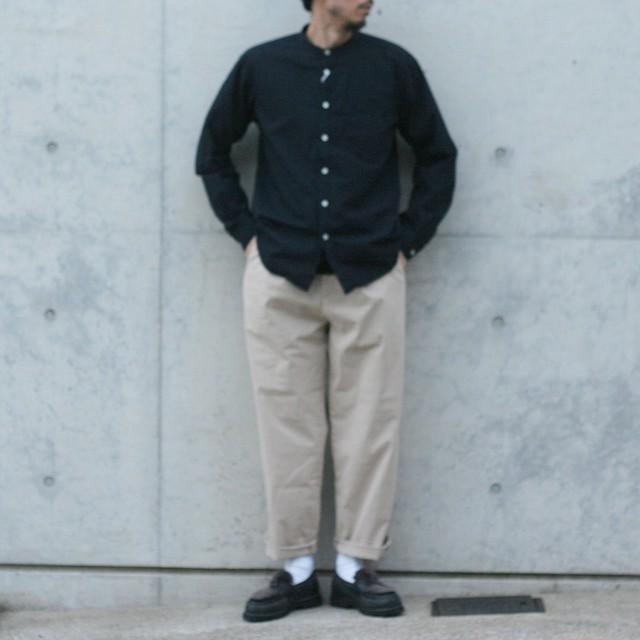 RICCARDO METHA  / 1タック ワイドテーパード