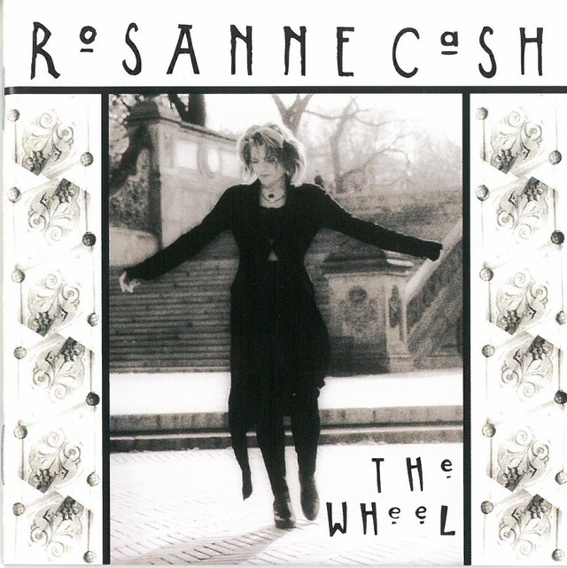 ROSANNE CASH / THE WHEEL (CD) 日本盤