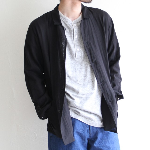 STILL BY HAND  【 mens 】nylon coveralls