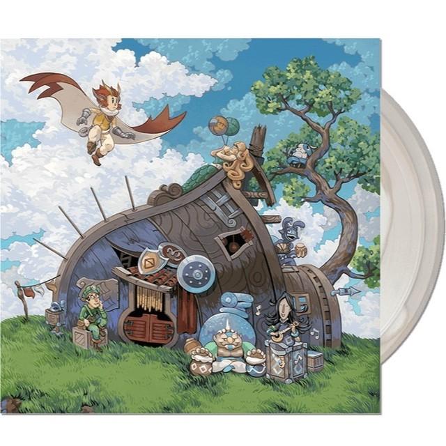 【オウルボーイ】Owlboy Vinyl Soundtrack 2xLP - メイン画像