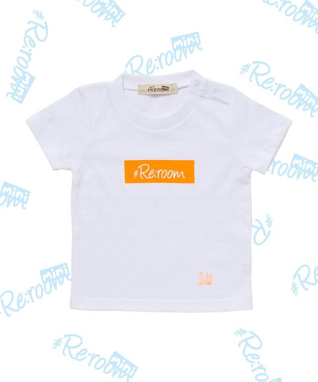 NEON BOX LOGO T-shirt [RKC003]