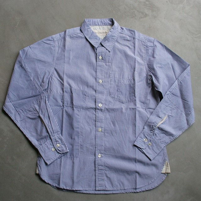 UNIVERSAL WORKS / PATCH SHIRT