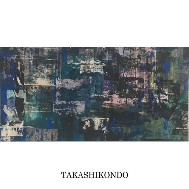TAKASHIKONDO 絵画