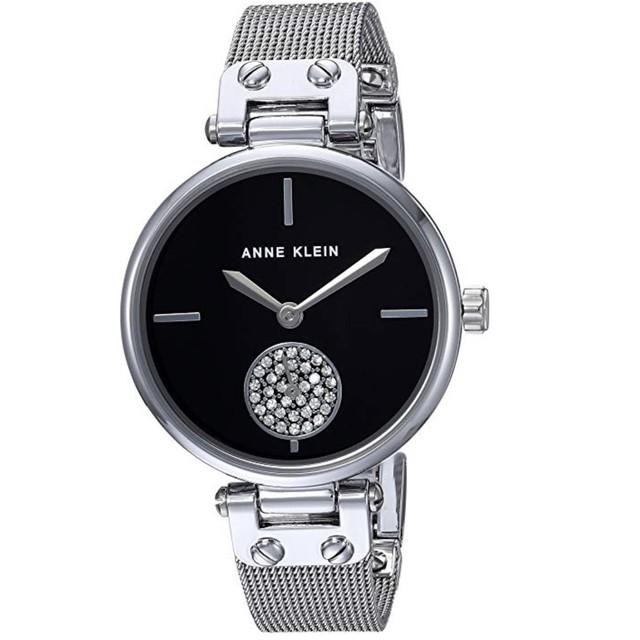 Anne Klein アンクライン 3001BKSV Silver Black