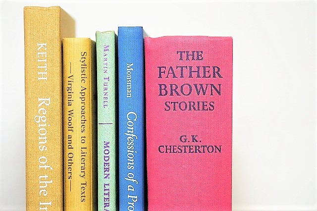 THE FATHER BROWN STORIES -5set-/洋書ディスプレイ