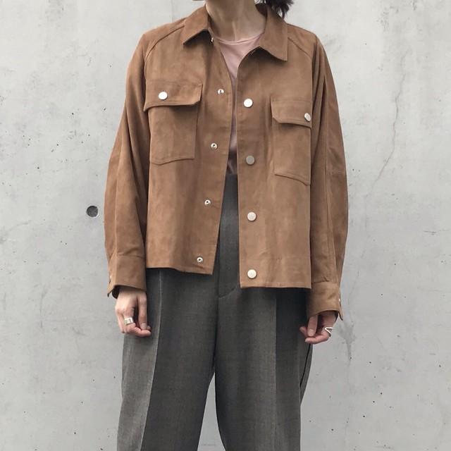 Liyoca スウェードジャケット