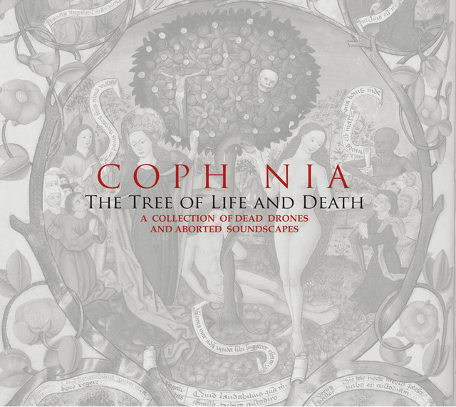 Coph Nia - The Tree Of Life And Death  3CD - メイン画像