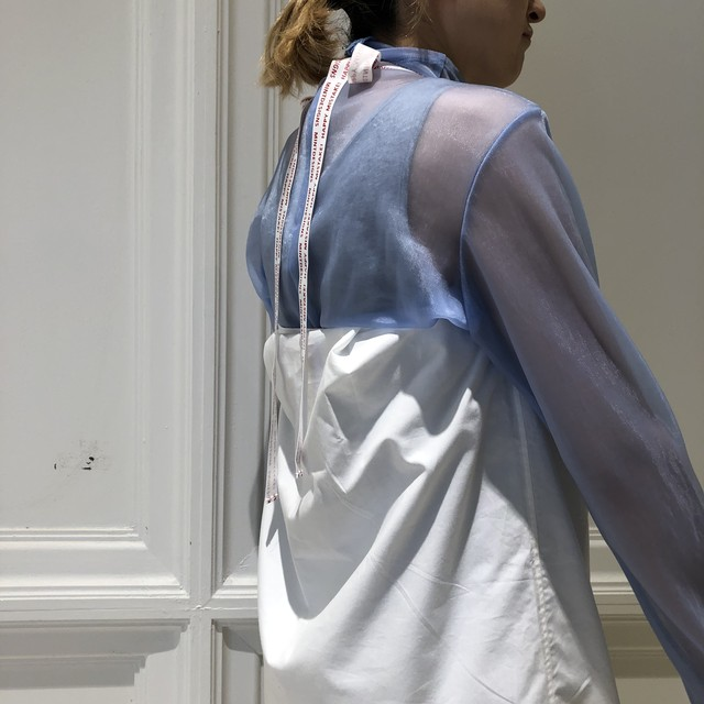 mintdesigns / TRANSPARENT TOP