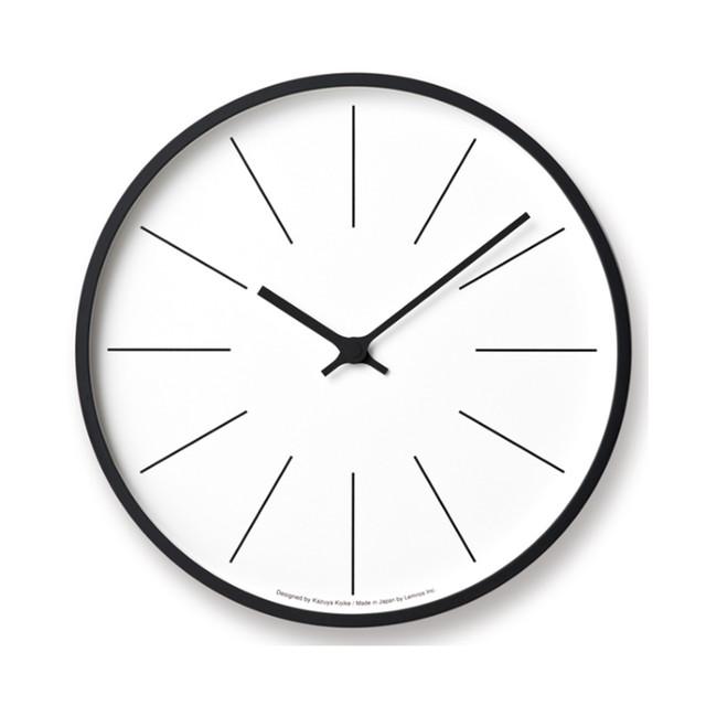 時計台の時計 Line   n 電波時計[KK17-13C]φ305