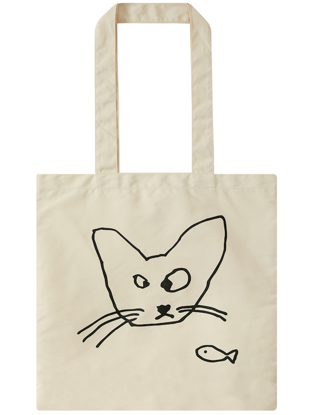 【Mogu Takahashi】SHOULDER BAG neko