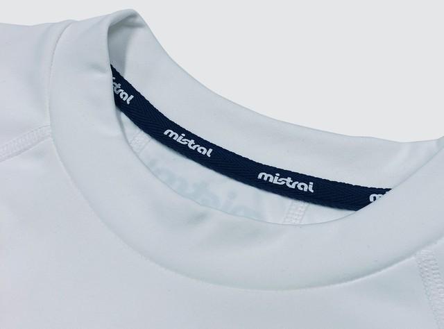 ミストラル ウィメンズ [ ミストアクティブロングTシャツ ] WHITE