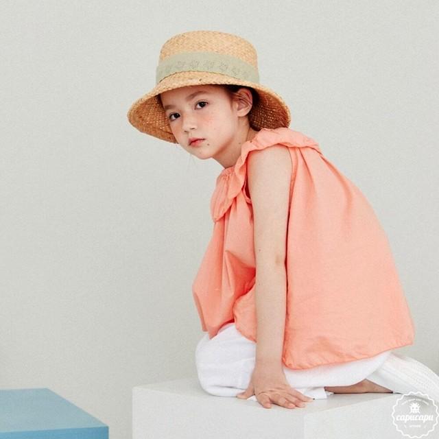 «予約» Frill blouse 2colors フリルブラウス