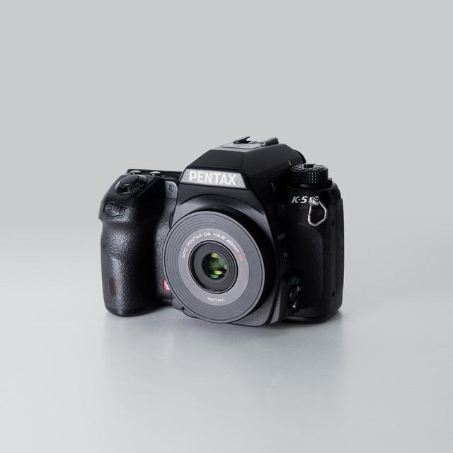 カメラレンタル  PENTAX K-5