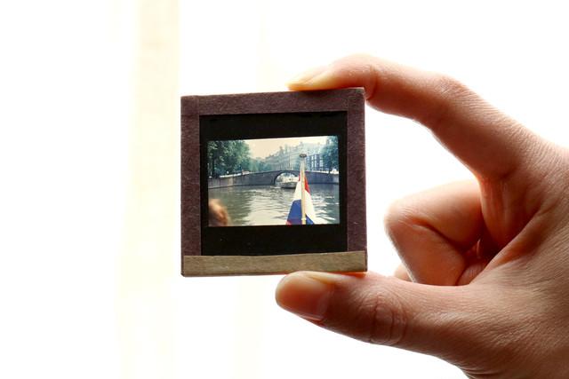 【チェコスロバキア】写真のポジフィルム