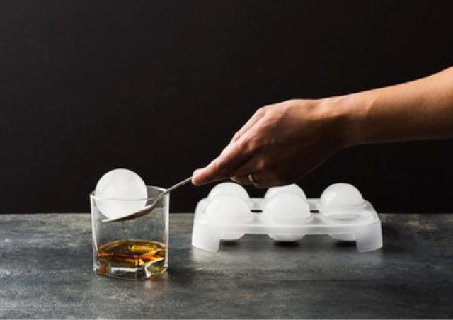 【お酒以外にも◎】ウィスキーボール シリコン製氷機