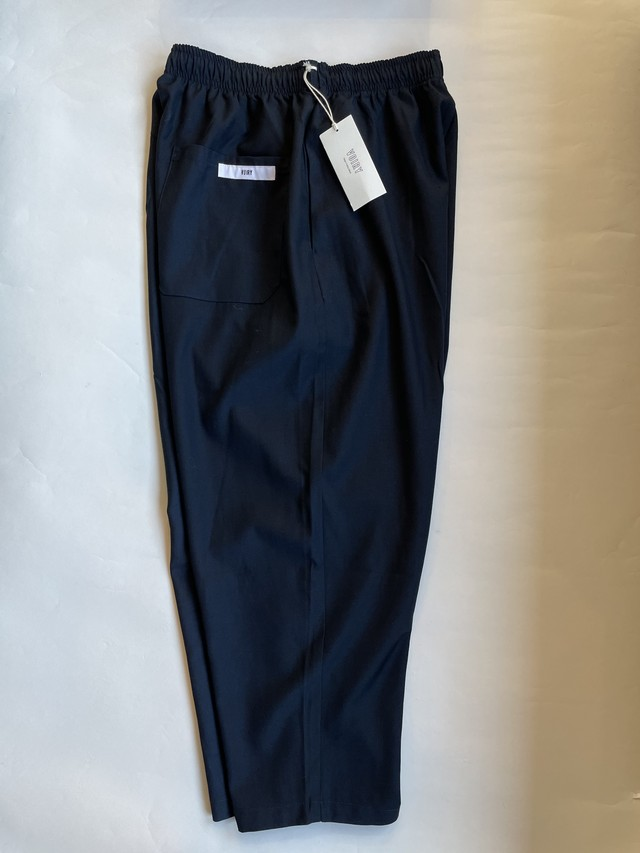VOIRY SUNDAY PANTS-LUX INK BLACK