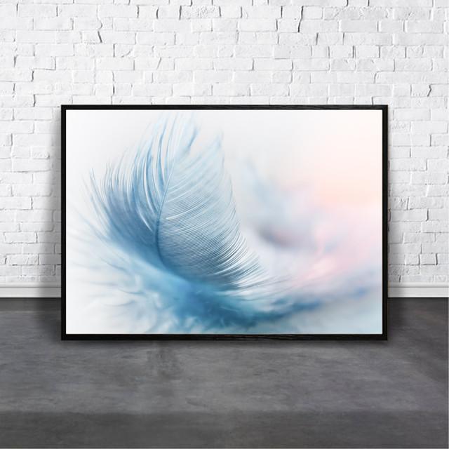 Feather / 【アートポスター専門店 Aroma of Paris】[AP-000230]