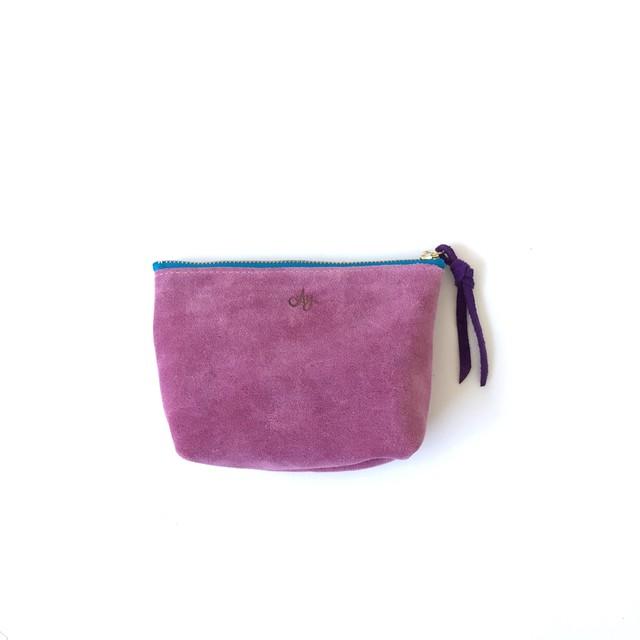pouch 15 cm × 9 cm マチ5 cm