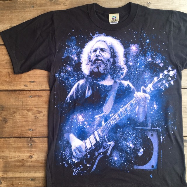 "Grateful Dead ""Jerry Garcia Guitar"" S/S Tee"