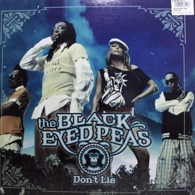 Black Eyed Peas / Don't Lie [988 443-9] - メイン画像